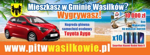 Przejdź na stronę loterii pitowej - www.pitwwasilkowie.pl