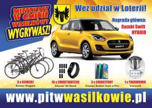 Przejdź na stronę  pitwwasilkowie - loteria pitowa dla mieszkńców Gminy Wasilków