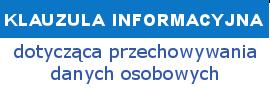 Klauzula informacyjna dot. danych osobowych