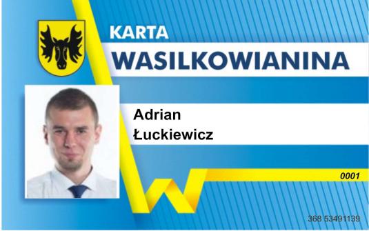 Przejdź na stronę Karty Wasilkowianina